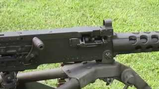 Browning M2 .50 Caliber Machine Gun