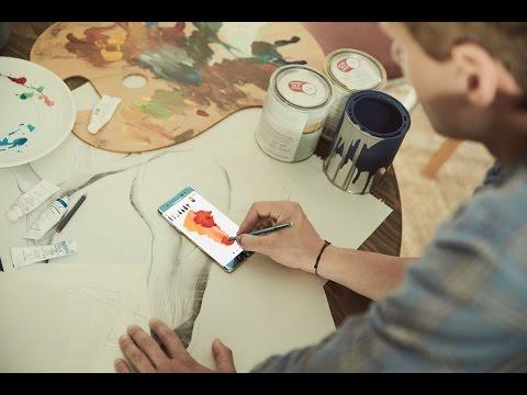 Galaxy Note 7 Kutusundan Çıkıyor - Unboxing