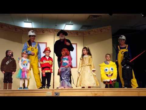 Halloween Guessing 2015 - Westfield Friends School