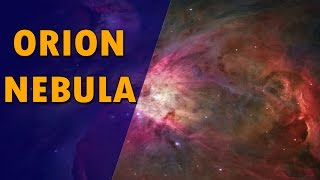 The Orion Nebula: Amazing Images From The Hubble Space Telescope and VLT Telescope