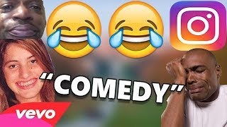 THE INSTAGRAM COMEDIANS SONG (Official Music Video)