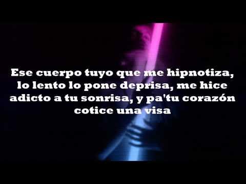 Kevin ft Barbel  Anyuri  Vyron  Vitali - Te Hace Daño Letra