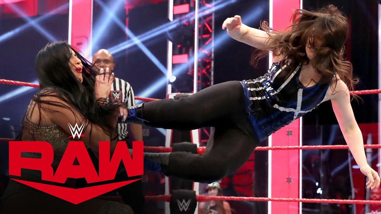 Nikki Cross vs. Billie Kay: Raw, June 1, 2020