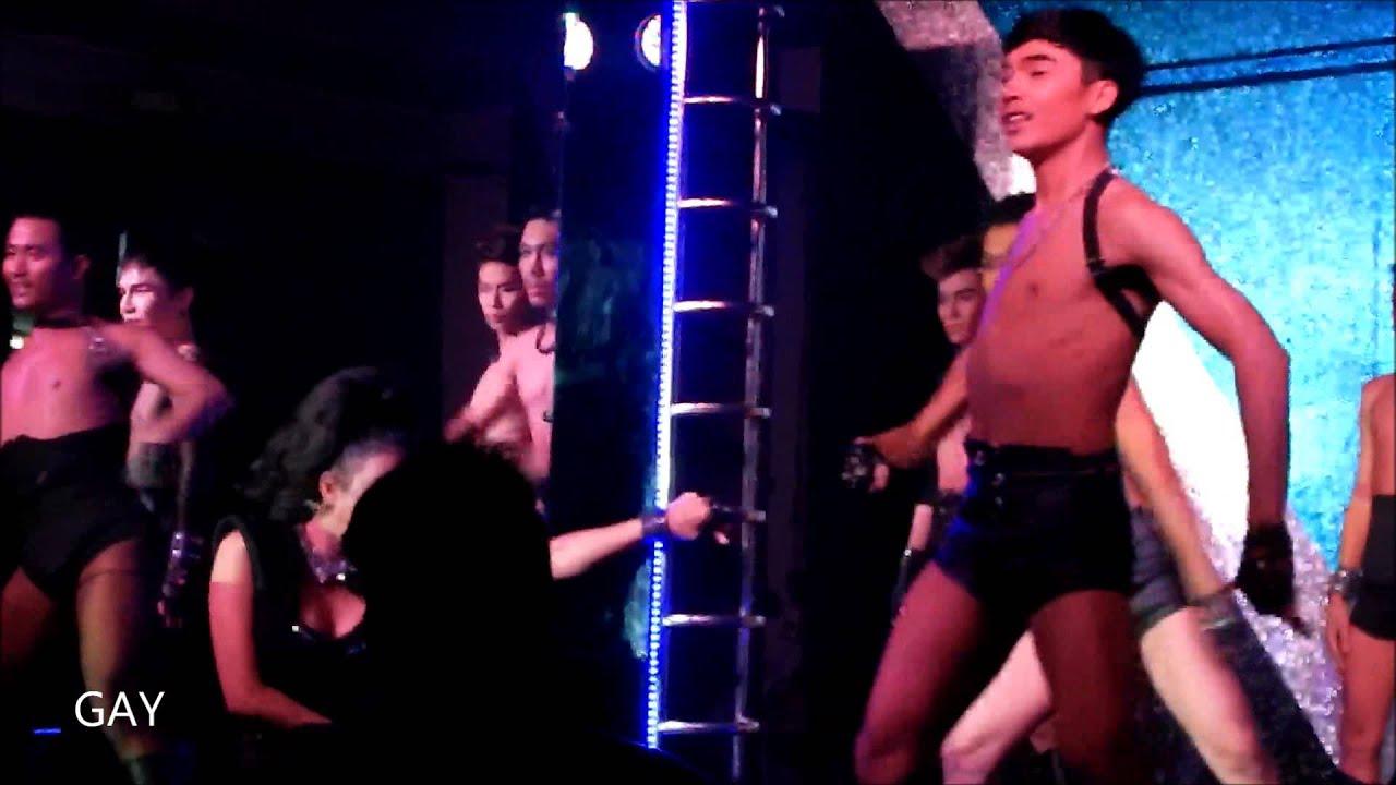 Gay booys dancing