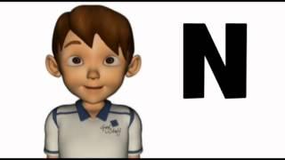 Det franske alfabet