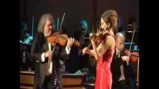 ANNA WANDTKE AND ROBY LAKATOS - MONTI - CZARDASZ - Koncert 31 XII 2013 Rzeszów MONTI