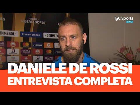 Entrevista Completa Con Daniele De Rossi - Líbero TyC Sports