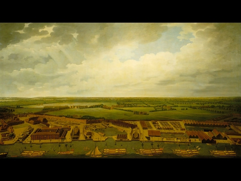 When did the Royal dockyards come into being? - Elliott Wragg
