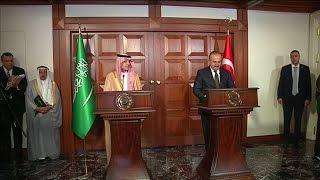 تأكيد سعودي تركي جديد على ضرورة رحيل الأسد