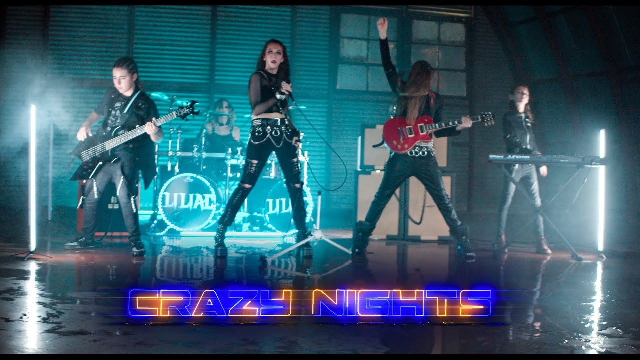 Liliac - Crazy Nights [Official Video]