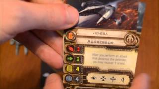DGA Plays: Star Wars: X-Wing - IG-2000 Expansion (Ep. 77)