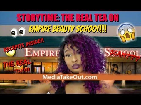 EXPOSING EMPIRE BEAUTY SCHOOL | STORYTIME  *MUST WATCH*