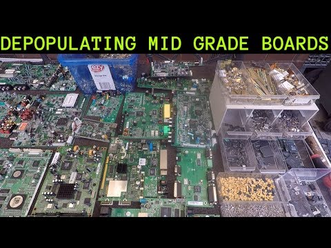 Depopulating Boards - Mid Grade Boards