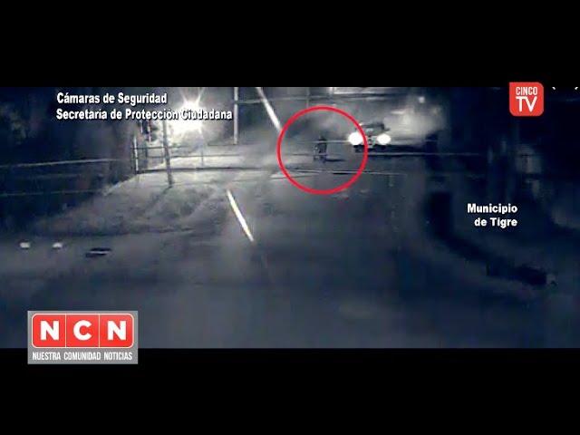 CINCO TV - Cayó un ladrón infraganti por robar en una casa en Don Torcuato