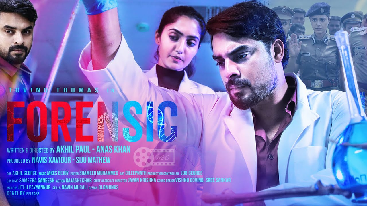 Forensic Malayalam Full Movie Review Tovino Thomas Mamta Mohandas Reba Monica John Youtube