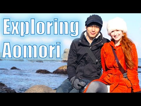 Exploring Aomori with Rachel and Jun