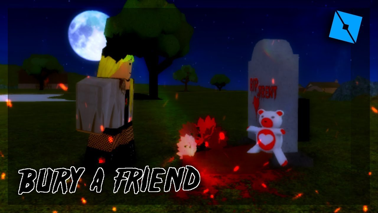 Bury A Friend Billie Eilish Roblox Music Video - bury a friend roblox id full