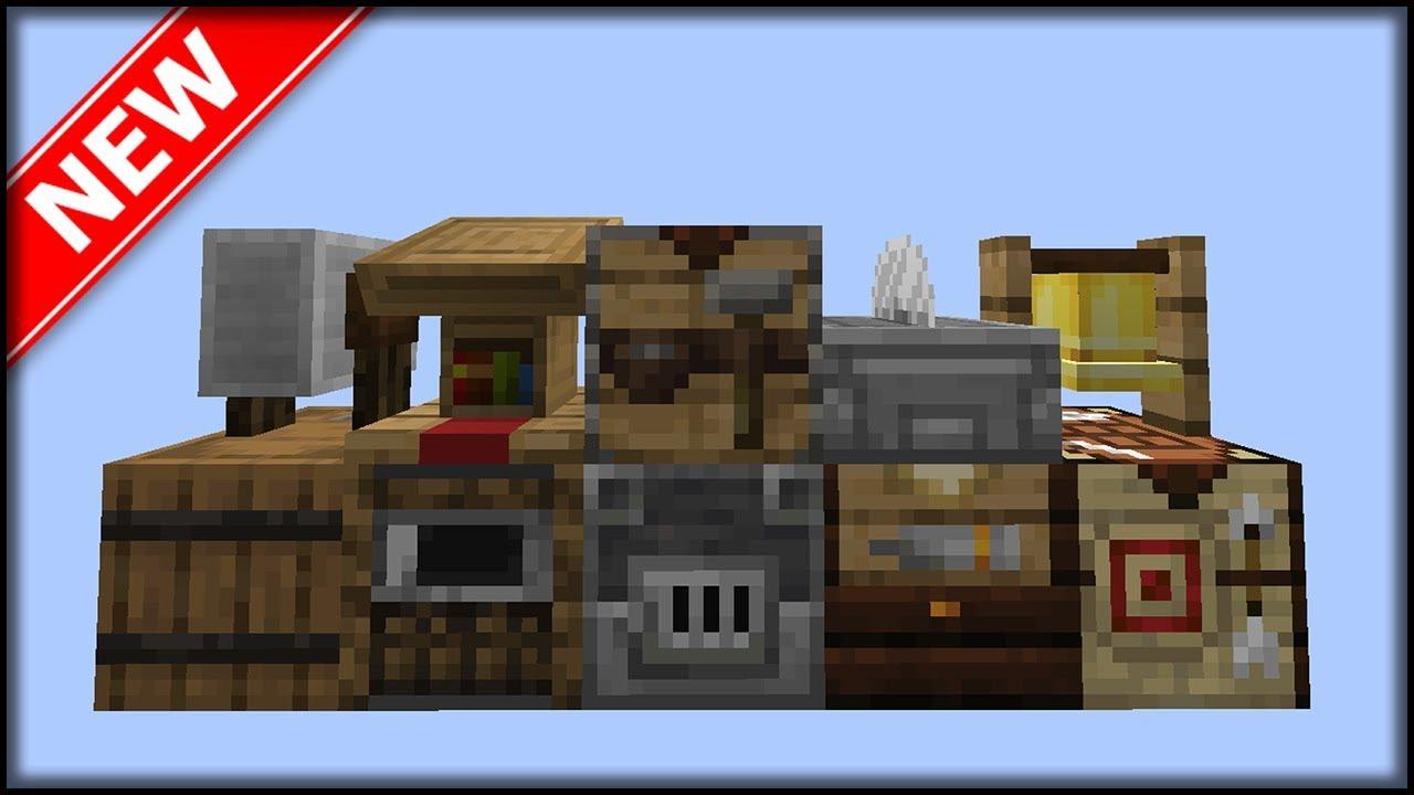 minecraft neue bl cke neue maschinen ist das. Black Bedroom Furniture Sets. Home Design Ideas