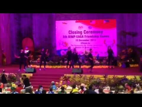 Closing Ceremony BIMP-EAGA 2014
