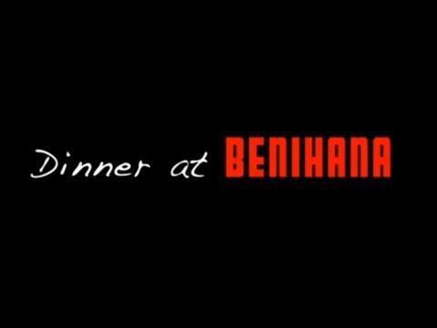 Dinner at Benihana