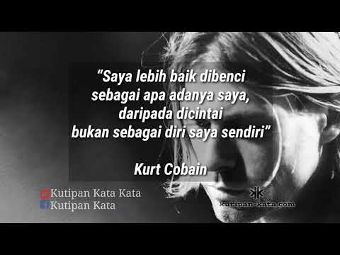 Kutipan Kata Kurt Cobain