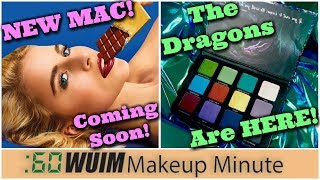 MAC's Sweet New Collection! The Dragon Child Palette is HERE! OMG! | Makeup Minute