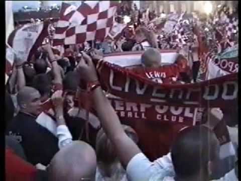 Liverpool FC 2005 Homecoming Parade -  Champions League