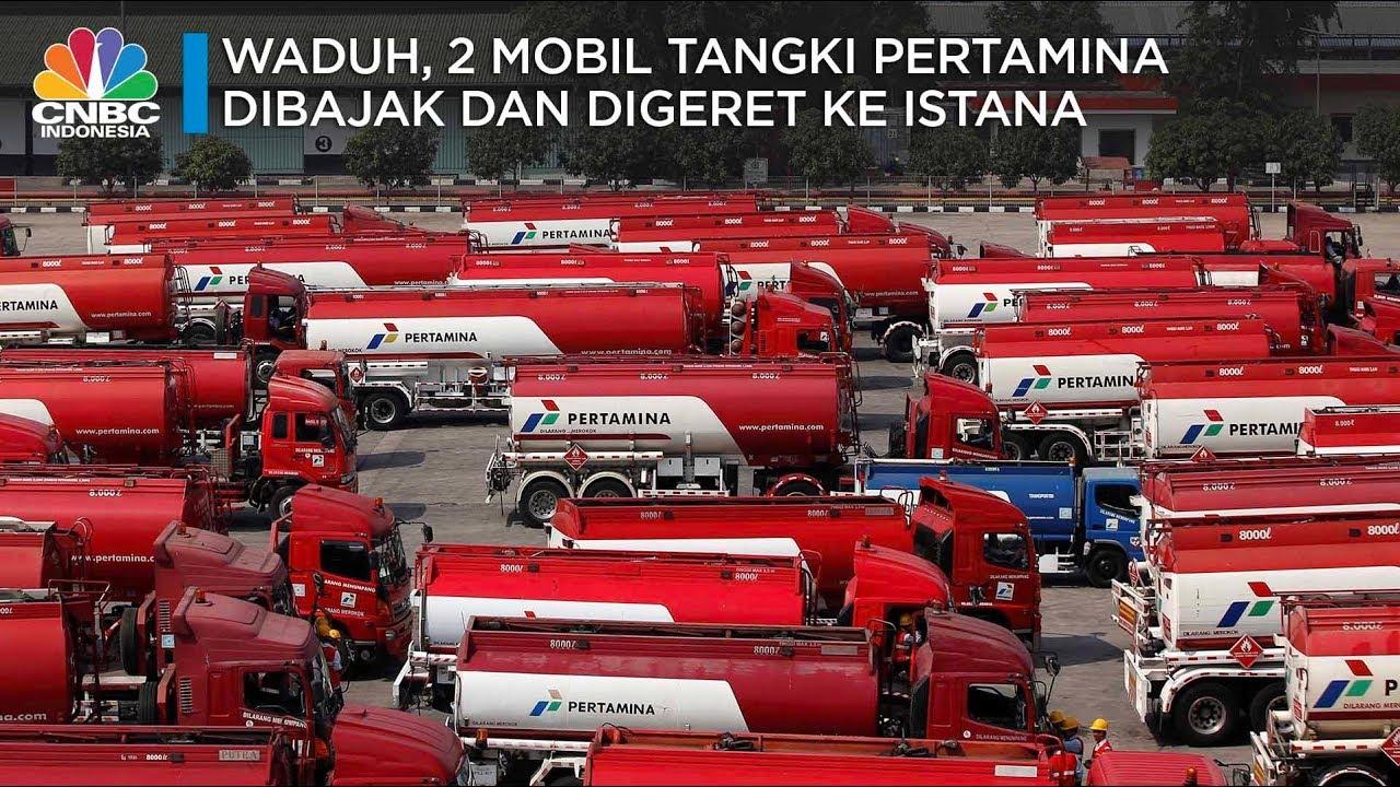 55 Gambar Mobil Pertamina Terbaik