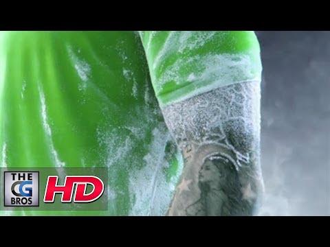 "CGI VFX Spot : ""Climachill"" - by Glassworks VFX"
