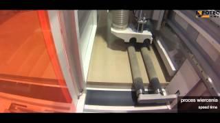 Nesting płyty wiórowej | Produkcja stelaży meblowych