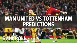 Manchester United Vs Tottenham | Soccer Picks & Predictions | Sun 11th Dec.