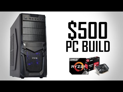 how to build a gaming pc 2017