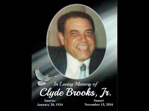 Clyde Brooks Jr Founder of Suburban Monuments and Vault Corp. of New Jersey