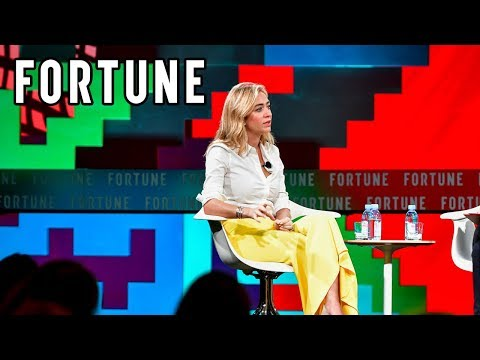 Watch Bumble's CEO Whitney Wolfe at MPW NexGenI Fortune