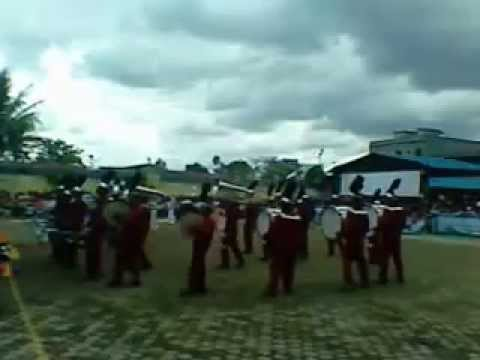 AMALIYAH SUNGGAL MARCHING BAND DISPLAY KAMPOENG NIAGA