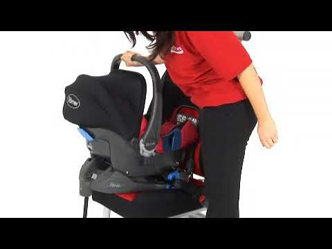britax r mer babyschale baby safe plus shr ii youtube. Black Bedroom Furniture Sets. Home Design Ideas