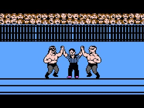 See a long-lost licensed NES wrestling game, discovered 30 years later
