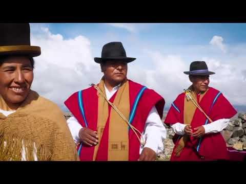 MÚSICA BOLIVIANA - KALAMARKA PONCHOS ROJOS