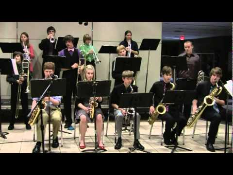 Autumn Leaves by Jazz Ensemble I, WWSHS