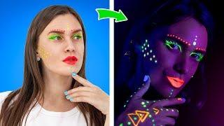 13 Neon DIYs And Life Hacks!