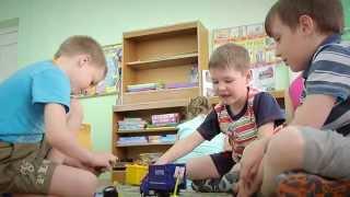 Фильм о буднях детского сада