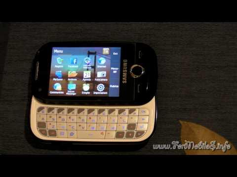 Samsung Corby Pro Wi-Fi B5310 - recensione (parte 2 di 2)