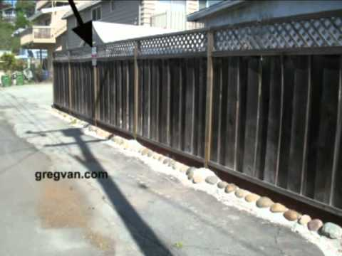 Additional Wood Fence Privacy Backyard Home Tips Youtube