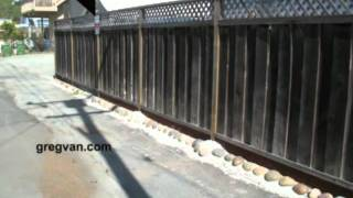 Additional Wood Fence Privacy - Backyard Home Tips