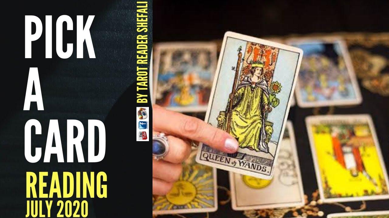 Pick A Card Reading July 2020 | Hindi