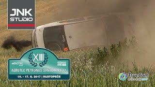 XIII. Agrotec Petronas Syntium Rally Hustopeče 2017 (crash & action)