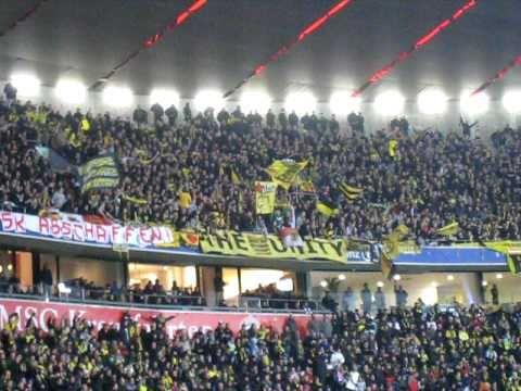 Bayern München vs. Borussia Dortmund 1:3 - 26.02.2011 Stimmung