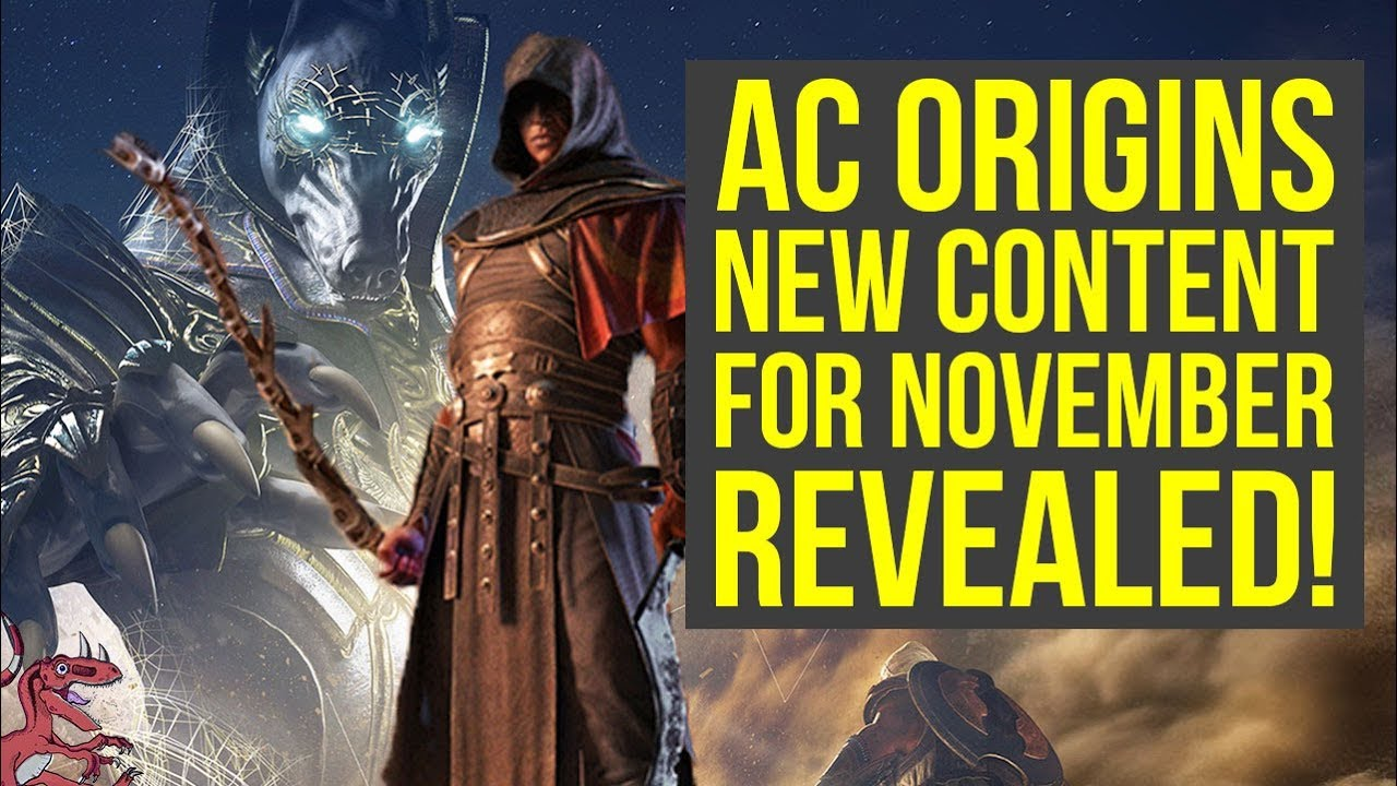 Assassin S Creed Origins Dlc New Outfits Free Boss Battle More
