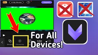 How to use Chroma Key(Green Screen) Effect on all Devices | Android and iOS | without kinemaster