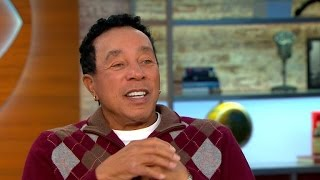 Smokey Robinson on new album and decades of Motown hits